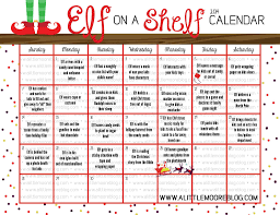 Meme Calendar 2016 - elf on the shelf 2014 calendar a little moore