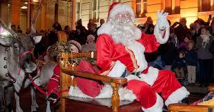 birmingham christmas lights switch on date announced birmingham mail