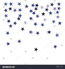 stars confetti vector christmas stock vector 714395695