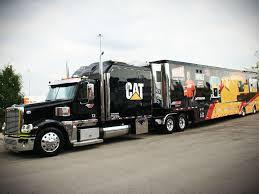 Sleeper Trucks With Bathrooms Cat Truck Jpg
