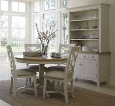 Round Dining Table Set  Piece Dining Table Set  Chairs Kitchen - Oak dining room sets with hutch