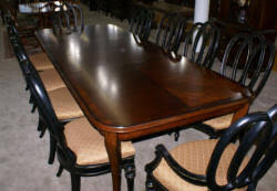 Regency Dining Table And Chairs Antique Dining Room Table And Chairs Mahogany Dining Room Furniture