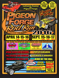 Map Of Pigeon Forge Tennessee by Pigeon Forge Fall Rod Run Pigeon Forge Rod Runs