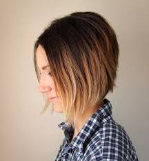 cut before dye hair short hair ombre tutorial how to do ombre at home one little momma