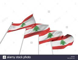 Old Lebanese Flag National Emblem Of Lebanon Stock Photos U0026 National Emblem Of