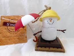 70 best smores images on snowman ornaments