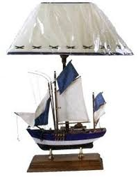 Nautical Table Lamps Robin U0027s Dockside Shop Nautical Decor U0027