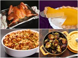 a classic thanksgiving menu to feed a crowd traditional
