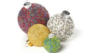 seed bead covered ornaments craft ideas