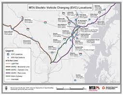 baltimore light rail map transit maps maryland transit administration