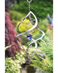 wind spirals wind ornaments wind sculptures sun catchers