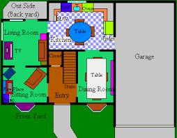 simpsons house floor plan the simpsons nut box