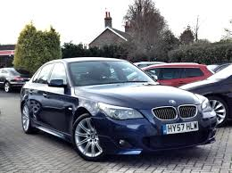 bmw 5 series for sale bmw 5 series 3 0td 525d m sport 4dr for sale at cmc cars near