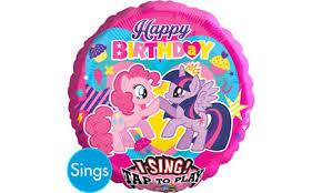 my pony balloons my pony balloons party city