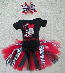 minnie mouse birthday decorations red black image