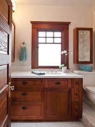 Mission Style Vanities Best 25 Craftsman Bathroom Ideas On Pinterest Master Shower