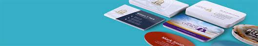 business card printing standard die cut folded printplace