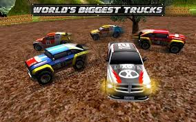 monster truck derby wars apk download free action game