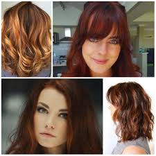 auburn hair color ideas for 2017 new haircuts to try for 2017