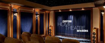 Home Theatre Interior Design Pictures by Custom Theatres Acousticsmart