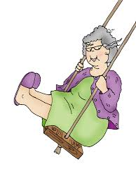 Grandma In Rocking Chair Clipart Swingin Granny This Is A Little Bit Of A Do Over I Had The