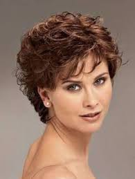 image result for short permed hairstyles for over 60 short pixie