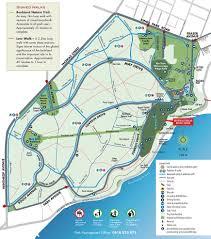 Map My Walk Route Botanic Gardens And Parks Authority Kings Park Bushland Tracks Map