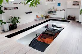 office in living room lamborghini in living room by no 555 architectural design
