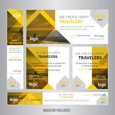 travel web images Best holiday vacation travel web banner set collection vector jpg