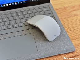 surface arc mouse light grey surface arc mouse review a beautiful peripheral that s ultimately
