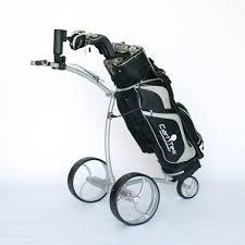 electric golf caddies electric golf trolley golf push cart