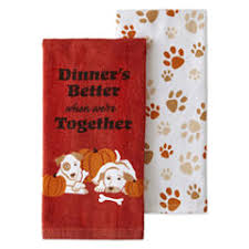 Jcpenney Thanksgiving Thanksgiving Kitchen Towels Holiday Decor For The Home Jcpenney