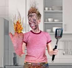 a la maison vous êtes le chef la sécurité en cuisine a la