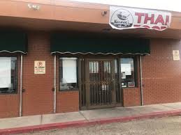 northeast thai eatery u0027s locale chosen for proximity to nellis