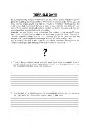 english worksheets modal worksheets page 37