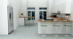 comment faire un bar de cuisine bar de cuisine amazing bar de separation cuisine salon 3 a