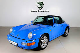 porsche 964 targa cars for sale