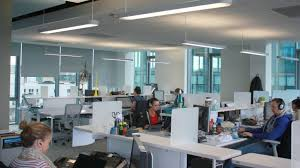 Google Office Dublin Office Lighting Google European Hq Dublin Astrotek Ireland Ltd