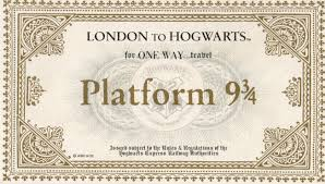 printable scale tickets image hogwarts express ticket jpg harry potter wiki fandom