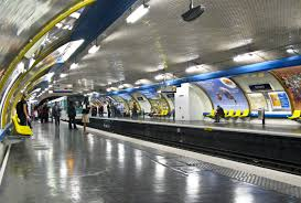 Paris Subway Paris Day Two Another Header