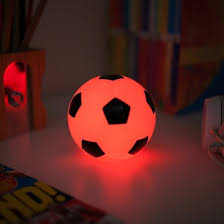 pictures of night lights football illumi mate night light