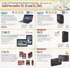 black friday micro sd card black friday deals at costco 2012 complete ad scan