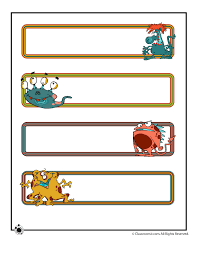 student name tags for desks printable name cards and bulletin board decorations woo jr kids