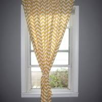 White Curtains With Yellow Flowers White Curtain With Yellow Flowers And Gray Leaves Pattern As Well