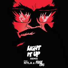 Who Sings Light Em Up Light It Up Major Lazer Song Wikipedia