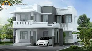 New Contemporary Home Designs In Kerala Modern Home Design Modern House Plans And Modern Homes On