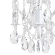 Tadpole Chandeliers by Amazon Com Tadpoles Chandelier Sconce White Home U0026 Kitchen