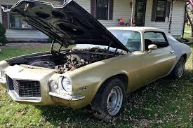 73 split bumper camaro split bumper delight 1973 chevrolet camaro rs