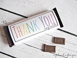 thank you letter to your girlfriend free candy bar wrapper thank you and congrats printables a so i combined the two with a free candy bar printable thank yous and congrats