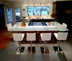 Designer Kitchen Island by Survive Your Remodel A Guide To Formulating The Right Size